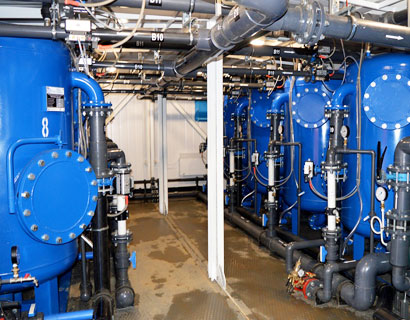 Engineering heating, plumbing and sewage systems for buildings - Green Project Group